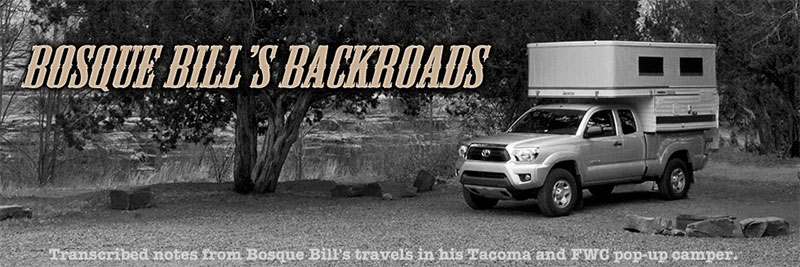 Bosque Bill's Backroads